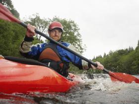 Canoeing, Kayaking & Tubing